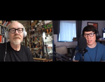 We're Back – The Adam Savage Project – 9/1/20