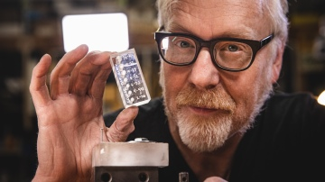 Adam Savage's One Day Builds: Thread Tapping Guide Block!
