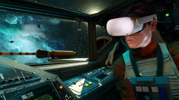 PROJECTIONS: Star Wars: Squadrons VR Review!