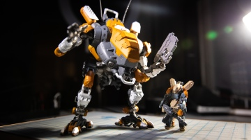 Age of Mecha: Awesome 1/35th Scale Mech Figures!
