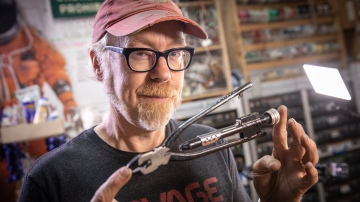 Adam Savage's Favorite Tools: Wire Twisting Pliers!