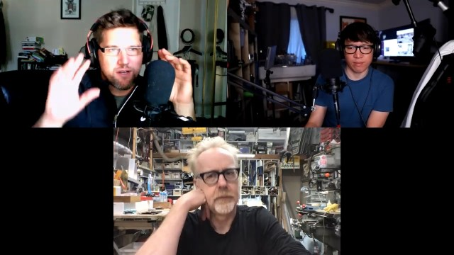 Comfort Movies During Lockdown – The Adam Savage Project – 10/27/20