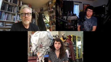 Jen's Foam Wig Project – The Adam Savage Project – 10/22/20