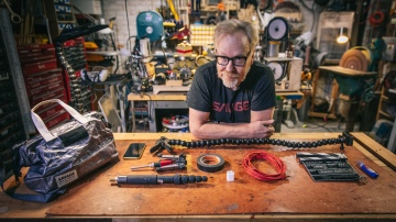 Adam Savage's Favorite Tools: Mobile Filming Rig!