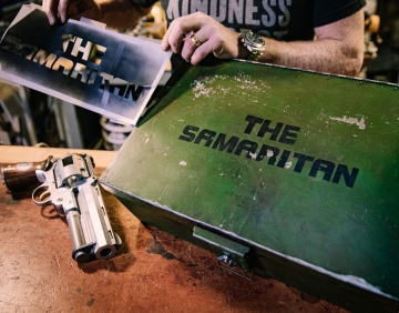 Adam Savage's One Day Builds: Hellboy Samaritan Carrying Case!