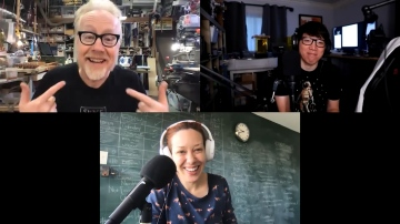 Alie Ward – The Adam Savage Project – 11/10/20
