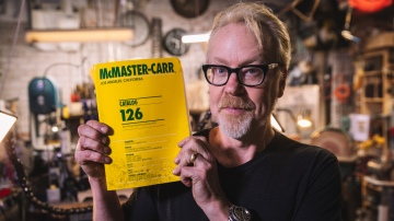 Adam Savage's Favorite Tools: McMaster-Carr Catalog!