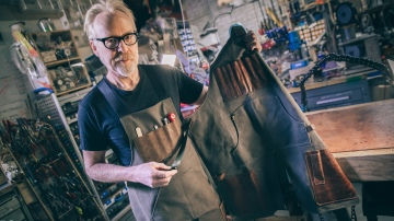 Adam Savage's Favorite Tools: The Savage Industries Apron!