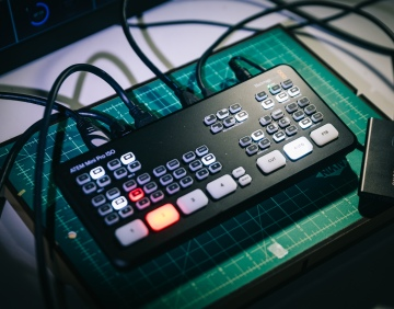 Tested: Blackmagic ATEM Mini Pro ISO Video Switcher!