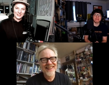 Shop Organization with Laura Kampf – The Adam Savage Project – 12/22/20