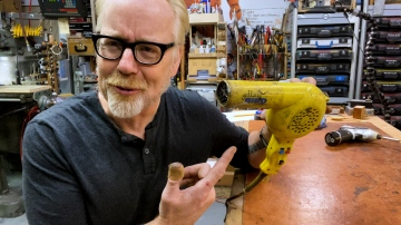 Adam Savage's Favorite Tools: Blow Dryer Oven!