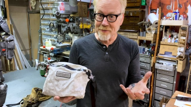 What's Inside Adam Savage's Hip Pack!
