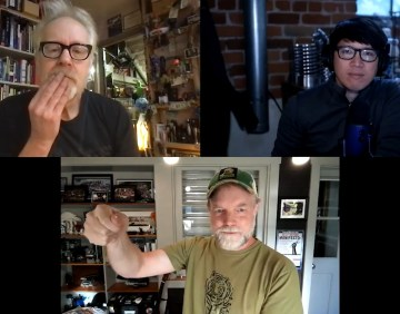 Greg Munson – The Adam Savage Project – 11/24/20
