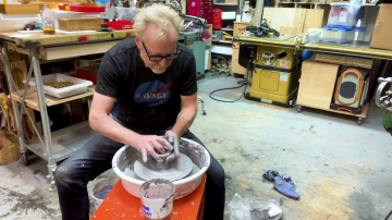 Adam Savage Asks: (Mis)Adventures in Pottery