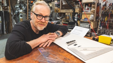 Adam Savage's Essential Modelmaking Cutting Tips