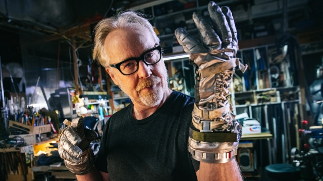 Adam Savage's One Day Builds: Mercury Spacesuit Wrist Rings, Part 2