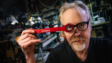 Adam Savage's One Day Builds: Custom Painting Shop Tools!