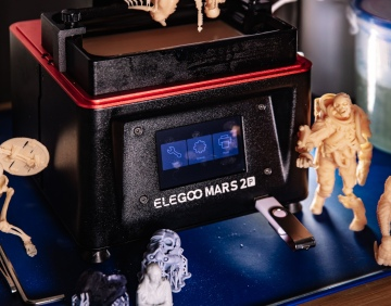 Tested: Elegoo Mars 2 Pro SLA 3D Printer Review!