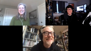Writing Science Books with Mary Roach – The Adam Savage Project – 1/6/21