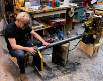 Adam Savage's One Day Builds: New Drill Press Table!