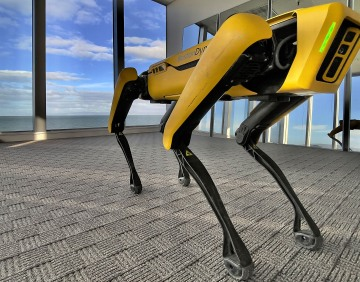 How Boston Dynamics' Spot Robot Learns to Dance!
