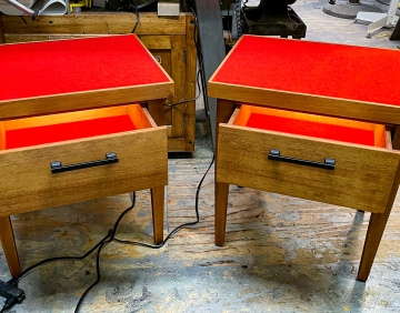Adam Savage's One Day Builds: Custom End Tables!