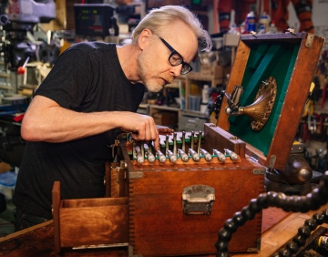 Adam Savage's One Day Builds: Micrometer Gauge Box Set!