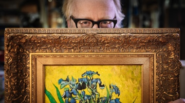 Adam Savage's Van Gogh Painting Replica!