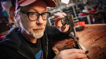Adam Savage's One Day Builds: Instrument Maker's Vise Kit!
