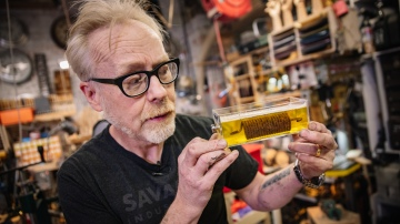 Adam Savage's Favorite Tools: Safe Rust Remover!