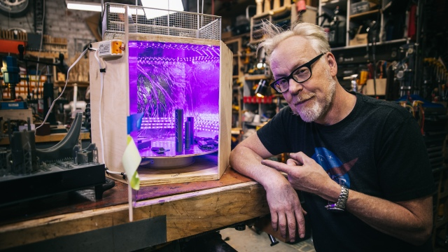 Adam Savage's One Day Builds: 3D Print UV Curing Oven!
