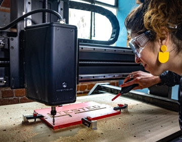 Tested's New CNC Machine: Assembling the X-Carve Pro!