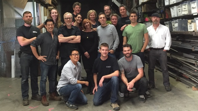 Ask Adam Savage: How MythBusters' Crew Size Changed Over Time