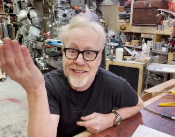 Ask Adam Savage: On Sharing Your Workshop