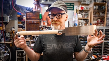 Adam Savage's Favorite Tools: Japanese Hand Saws!