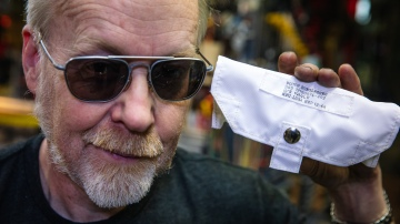 How Adam Savage Stores His Vintage Aerospace Sunglasses