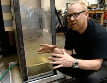 Ask Adam Savage: Testing the Bulletproof Water Myth