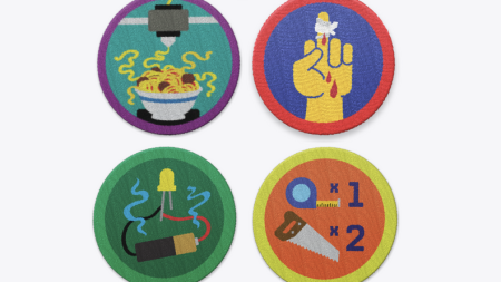 Now Available: Badge Bundles!