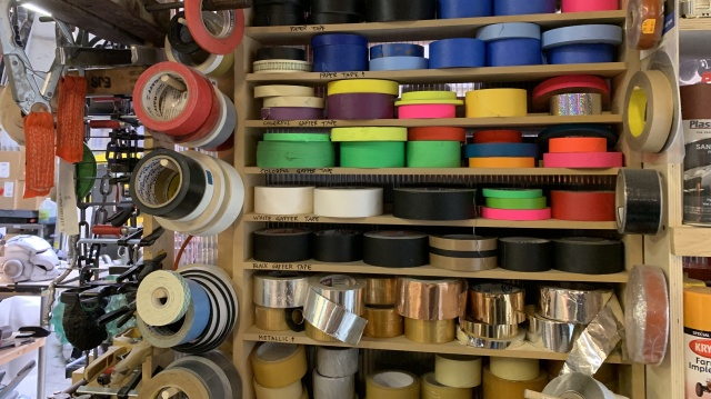 """Ask Adam Savage: """"Why I Actually Hate Duct Tape"""""""