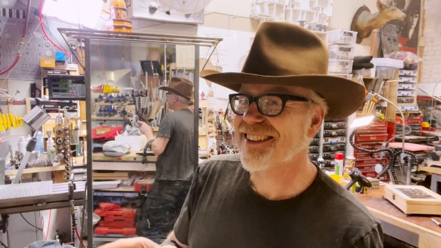 Adam Savage's Favorite Tools: Fabric and Garment Steamer!