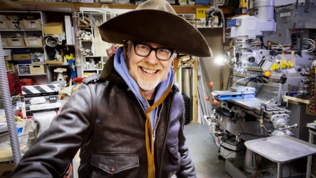 Adam's One Day Builds: MacReady's Hat from The Thing!