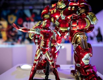 Iron Man, Stranger Things, and Transformers at Sideshow Con 2021!