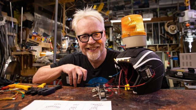 Adam Savage's Guide to Cosplay and Prop Electronics!