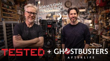 Announcing Behind the Scenes of Ghostbusters: Afterlife!