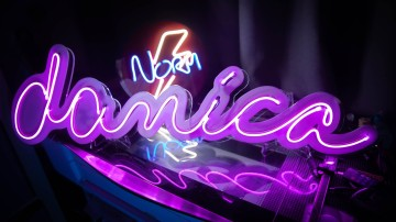 How To Make a Custom Neon LED Sign!