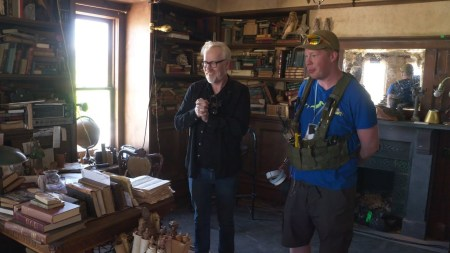 Adam Savage Tours Ghostbusters: Afterlife's Farmhouse Set!