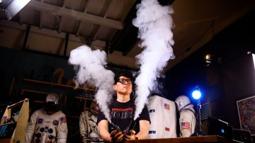 Portable Fog Machines for Propmaking and Photography!