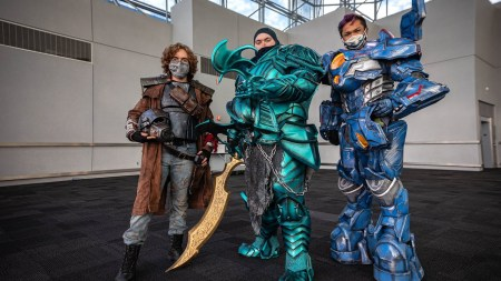 Adam Meets the Paladins of Cosplay