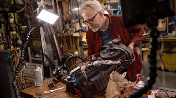Adam's One Day Builds: Ghostbusters Proton Pack!