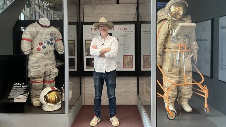 Comparing U.S. vs. Soviet Spacesuits at Smithsonian